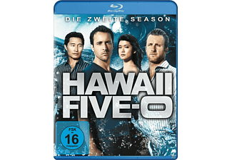 Hawaii Five-0 - Staffel 2 - (Blu-ray)