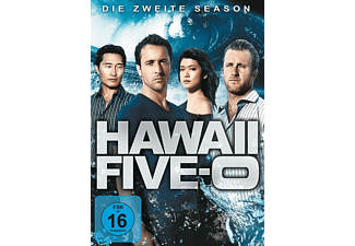 HAWAII 5-O REMAKE 2.SEASON (MB) - (DVD)