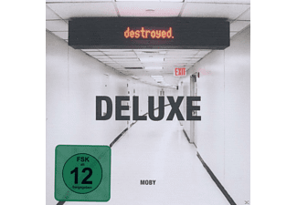 Moby - Destroyed (Deluxe Edition) - (CD + DVD)