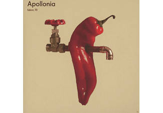 Apollonia - Fabric 70 - (CD)