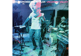 Dismemberment Plan - Uncanney Valley (Lp+Mp3/180g) - (Vinyl)