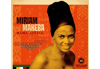 Miriam Makeba - Mama Africa - (CD)
