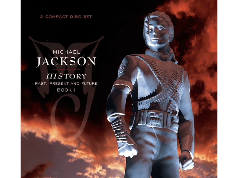 Michael Jackson - HISTORY-PAST,PRESENT AND FUTURE-BOOK I [CD]