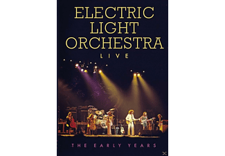 Electric Light Orchestra - LIVE-THE EARLY YEARS - (DVD)