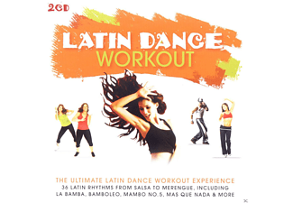 VARIOUS - Latin Dance Workout - (CD)