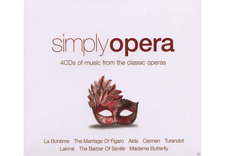 VARIOUS - Simply Opera - (CD)