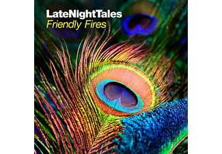 Friendly Fires, VARIOUS - Late Night Tales - (CD)