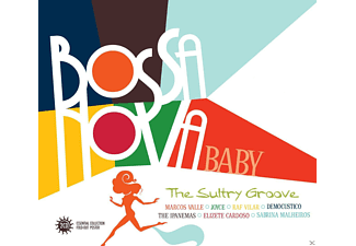 VARIOUS - Bossa Nova Baby-Essential Collection - (CD)