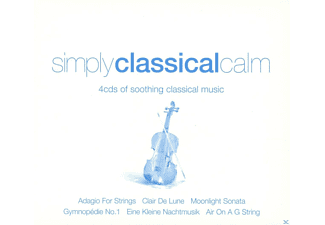 VARIOUS - Simply Classical Calm - (CD)