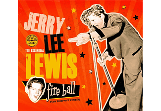 Jerry Lee Lewis - Fireball - Essential Collection - (CD)