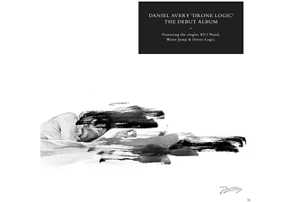 Daniel Avery - Drone Logic - (CD)