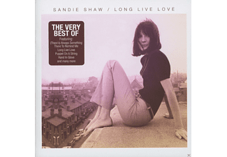 Sandie Shaw - Very Best Of-Long Live Love [CD]