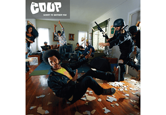 The Coup - Sorry To Bother You - (CD)