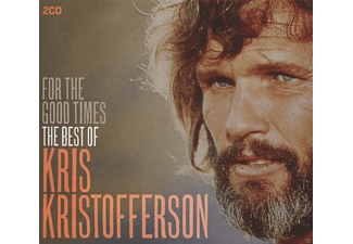 Kris Kristofferson - For The Good Times - Best Of - (CD)