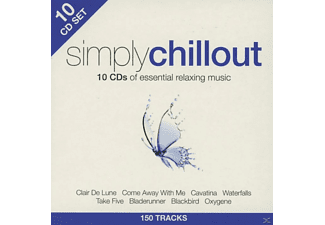VARIOUS - Simply Chillout - (CD)