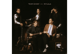 Team Ghost - Rituals - (CD)