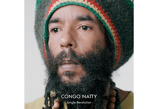 Congo Natty - Jungle Revolution - (CD)