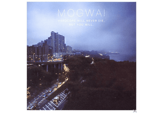 Mogwai - Hardcore Will Never Die, But You Will [CD]