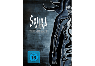 Gojira - The Flesh Alive - (DVD)