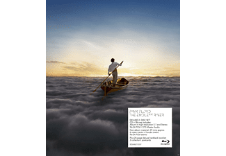 Pink Floyd - The Endless River (Deluxe Edition) - (CD + Blu-ray Disc)