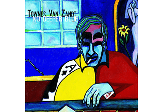 Townes Van Zandt - No Deeper Blue [CD]