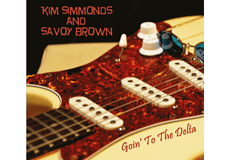 Savoy Brown, Kim Simmonds - Goin' To The Delta - (CD)