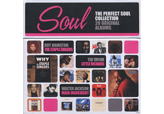 VARIOUS - The Perfect Soul Collection - 20 Original Albums - (CD)