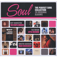 VARIOUS - The Perfect Soul Collection - 20 Original Albums [CD]
