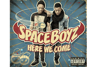 Space Boyz - Here We Come - (CD)