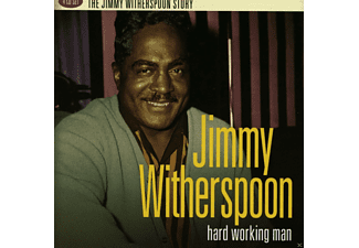 Jimmy Witherspoon - Hard Working Man - (CD)