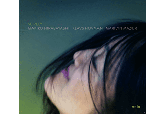 Makiko Hirabayashi Trio - Surely - (CD)