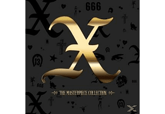 X - The Masterpiece Collection - (Vinyl)