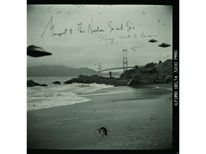 Margot And The Nuclear So & So's - Sling Shot To Heaven [CD]