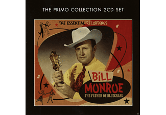 Bill Munroe - The Father Of Bluegrass - (CD)