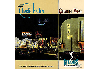 Charlie Haden, Charlie Quartet West Haden - Haunted Heart - (CD)