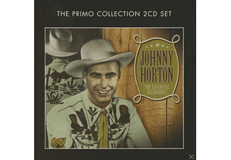 Johnny Horton - The Essential Recordings - (CD)