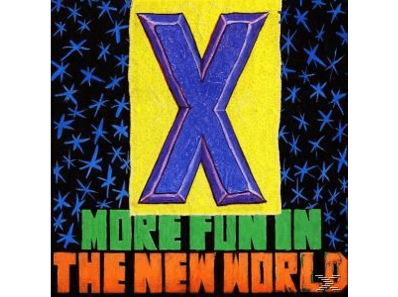 X - More Fun In The New World (180 GR) [Vinyl]