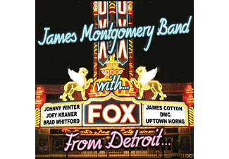 James Band Montgomery - From Detroit Tot The Delta - (CD)