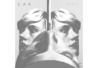 Car - My Friend - (CD)