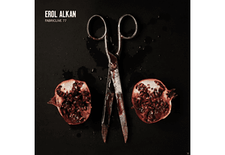 VARIOUS, Alkan Erol - Fabric Live 77 [CD]