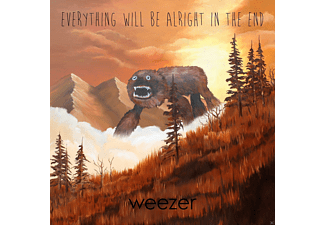 Weezer - Everything Will Be Alright In The End - (CD)