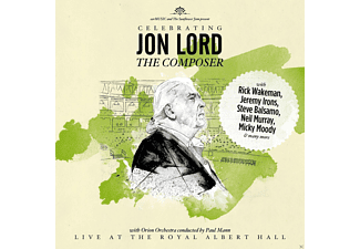 Jon Lord - Celebrating Jon Lord-The Composer - (CD)