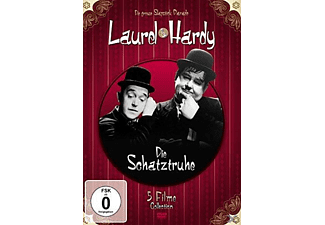DIE SCHATZTRUHE (5 FILME COLLECTION) - (DVD)