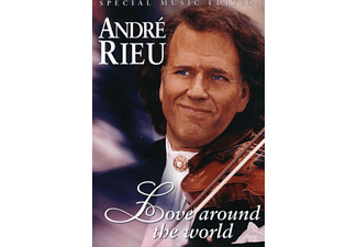 André Rieu - Love Around The World (DVD)