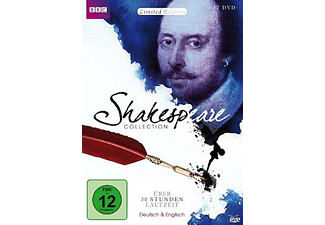 Shakespeare (Limited Collection Box) - (DVD)