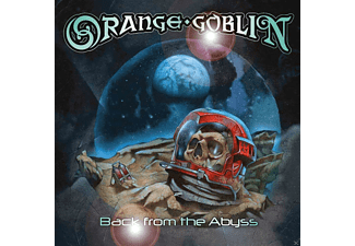 Orange Goblin - Back From The Abyss [CD]