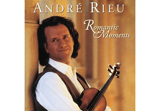 André Rieu - Romantic Moments (CD)