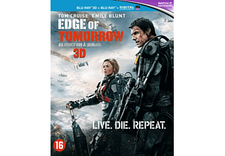 Edge Of Tomorrow 3D | 3D Blu-ray