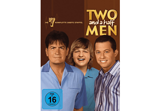 Two and a Half Men - Mein cooler Onkel Charlie - Die komplette 7. Staffel - (DVD)