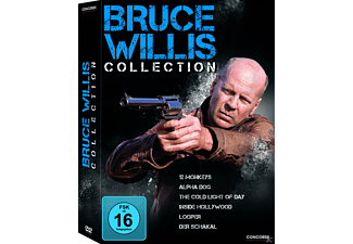 Bruce Willis Collection (6 Filme) - (DVD)